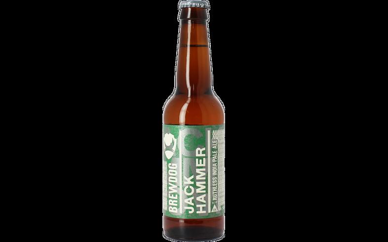Bottled beer - BrewDog Jack Hammer