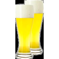 Verres à bière - Verre neutre Weizenbeer & Pils 50 cl