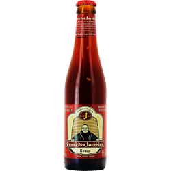 Bottled beer - Cuvée des Jacobins Rouge