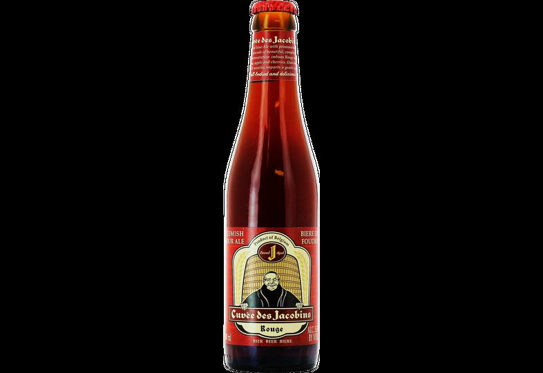 Bottled beer - Cuvée des Jacobins Rouge