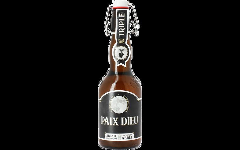 Bottled beer - Paix-Dieu