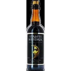 Bottled beer - Straffe Hendrik Quadruple 75 cl