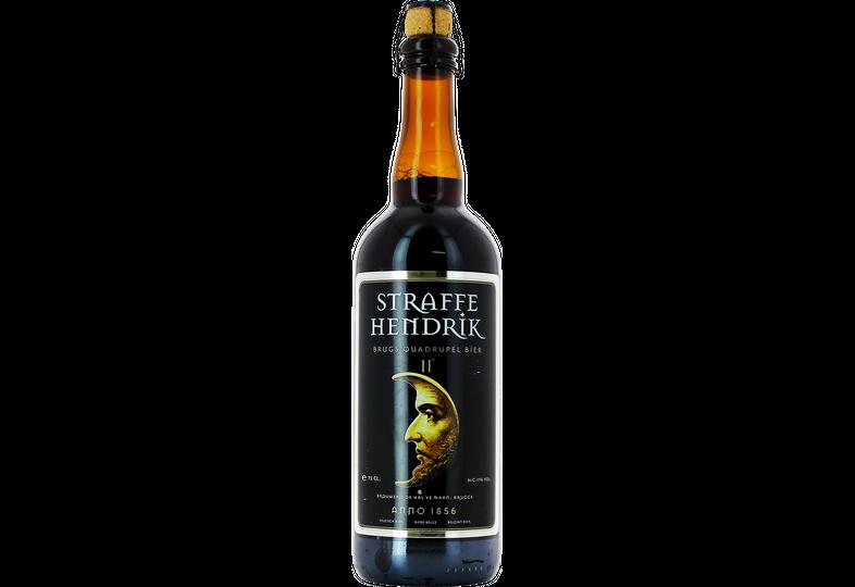 Botellas - Straffe Hendrik Quadruple 75 cl