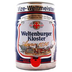 Kegs - keg 5L Weltenburger Kloster Anno 1050