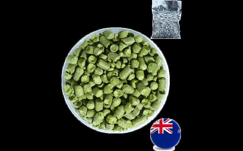 Houblons de brasserie - Houblon Nelson Sauvin en pellets 10,9% - Récolte 2020