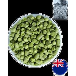 Hop for brewing beer - Hop Nelson Sauvin pellets 1kg