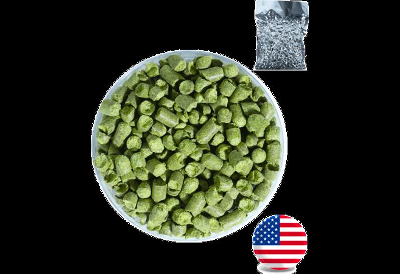 Houblons aromatiques et amérisants - Houblon Amarillo en pellets 100g - récolte 2019
