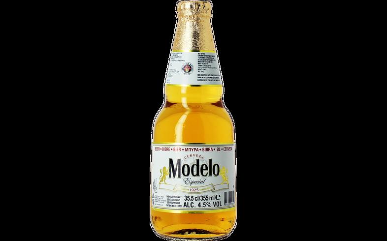 Bottled beer - Modelo Especial