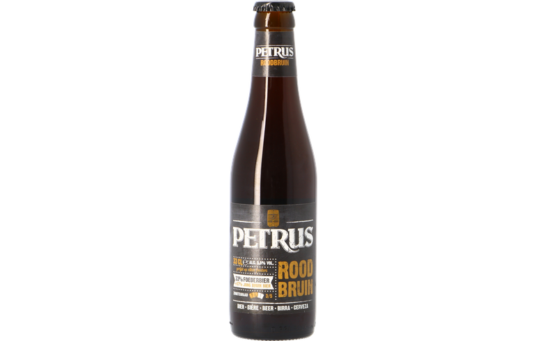 Bottled beer - Petrus Rood Bruin
