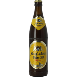 Bottled beer - Konig Ludwig Weissbier Hell