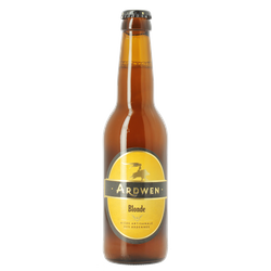 Bottled beer - Ardwen Blonde