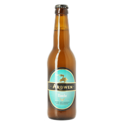 Bottled beer - Ardwen Blanche