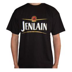 Tee shirt - T Shirt Jenlain - L - Logo Jenlain