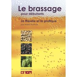 """Boeken over bier brouwen -  Boek: """"Le brassage pour débutants"""""""