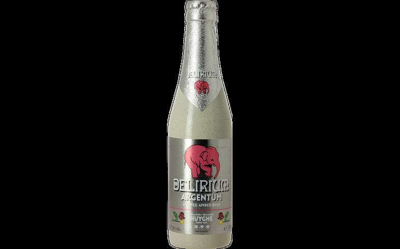 Bottled beer - Delirium Argentum