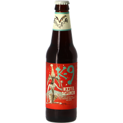 Flaskor - Flying Dog K9 Winter Ale