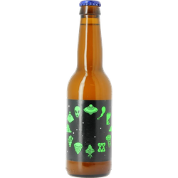 Bottled beer - Omnipollo Zodiak IPA