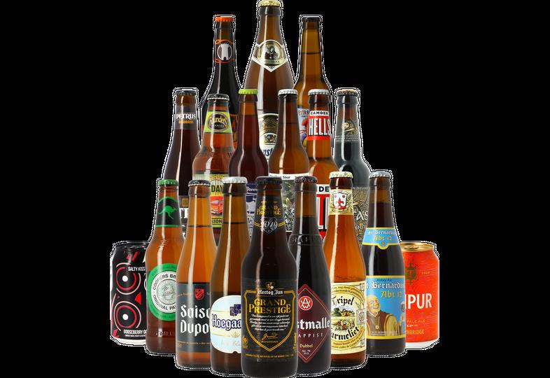 Cofanetti di birra artigianale - Cofanetto Una Birra, Uno Stile!
