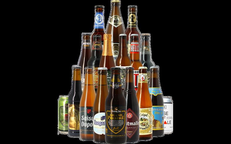 Bierpakketten - Alle Stijlen Pakket (18 bieren)