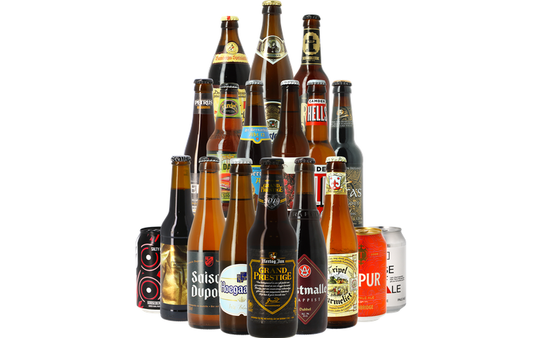 Beer Collections - Assortiment 1 bière, 1 style