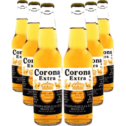 Good deals - Beer & Glass - Pack 6 Corona