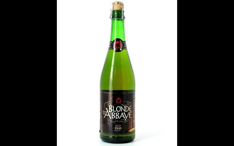 Bouteilles - Jenlain Blonde d'Abbaye 75cl