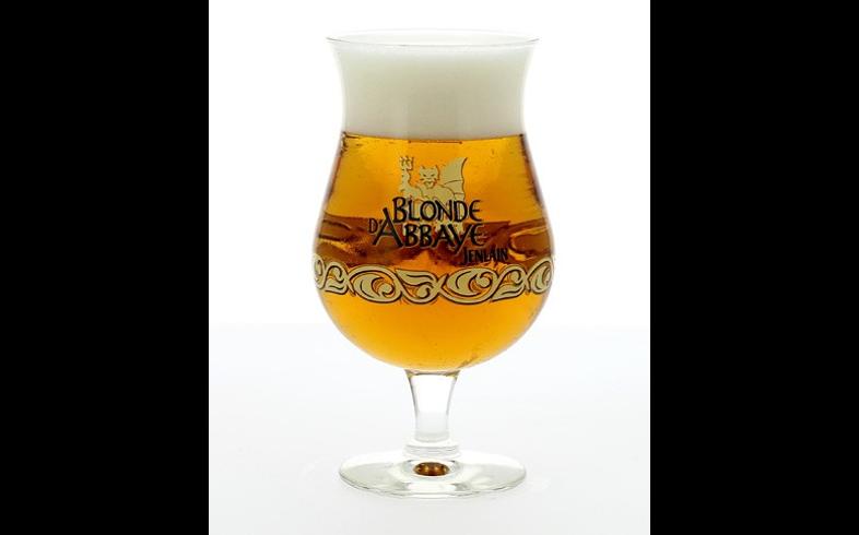 Verres à bière - Verre Jenlain Blonde d'Abbaye