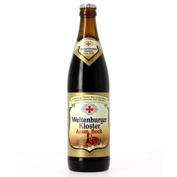 Bottled beer - Weltenburger Kloster Asam Bock