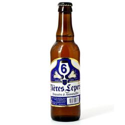 Bottled beer - beers Lepers 6 - 33cl