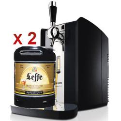 Tireuse à bière Perfectdraft - Perfectdraft HD 3620 + 2 fûts Leffe