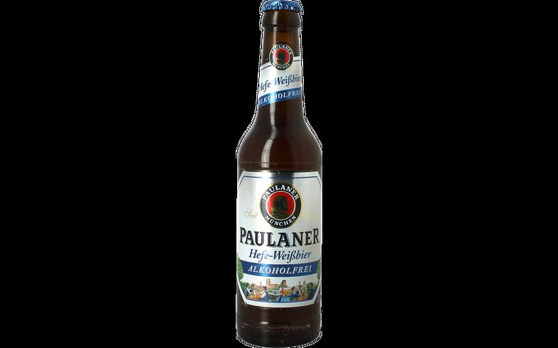 Bottled beer - Paulaner Weissbier Alcohol Free