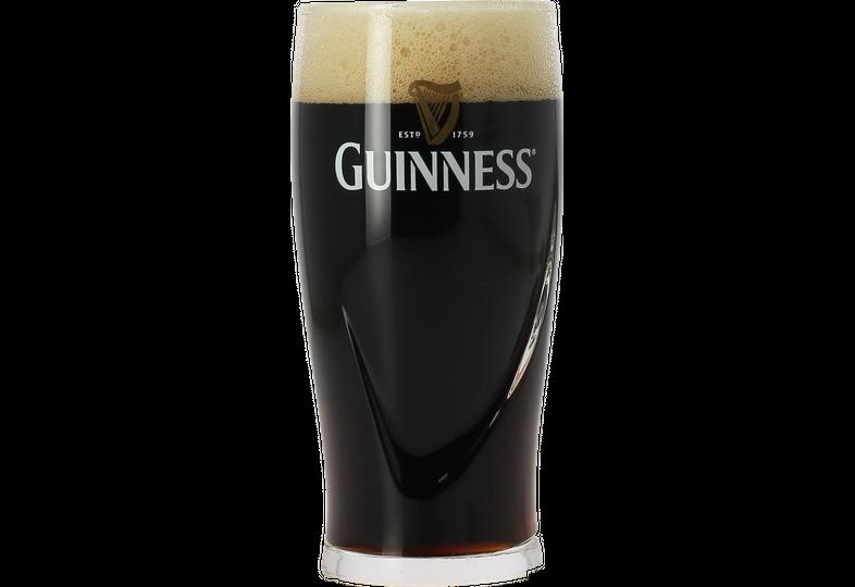 Ölglas - Guinness Harpe - 25cl Glass