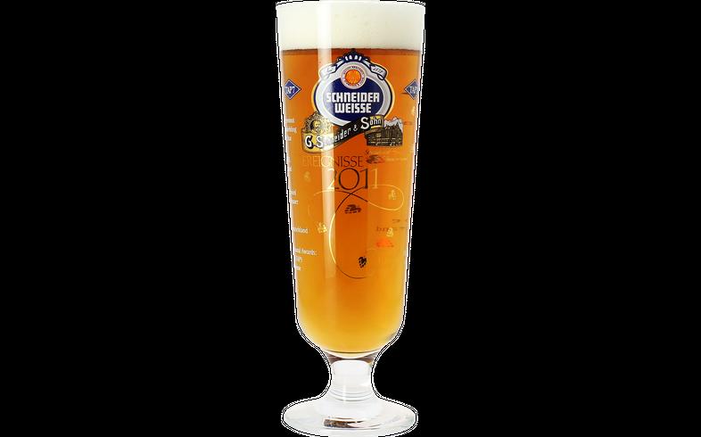 Beer glasses - Schneider Weisse 50cl beer glass