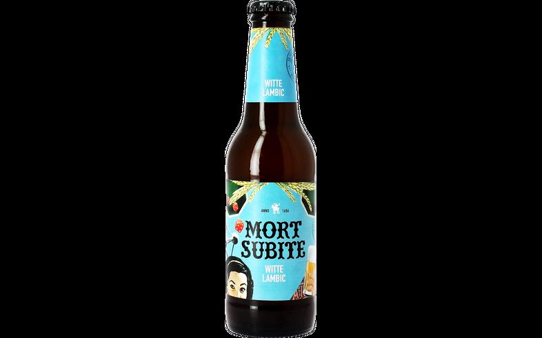 Bouteilles - Mort Subite Witte Lambic