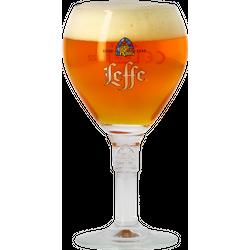 Verres à bière - Verre Leffe calice - 25 cl
