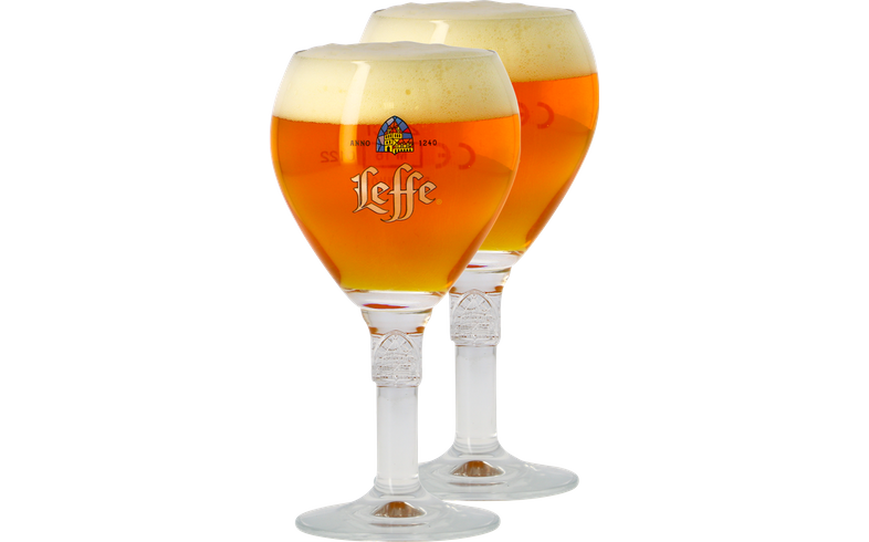 Bicchieri - 2 Bicchieri Leffe - 25cl