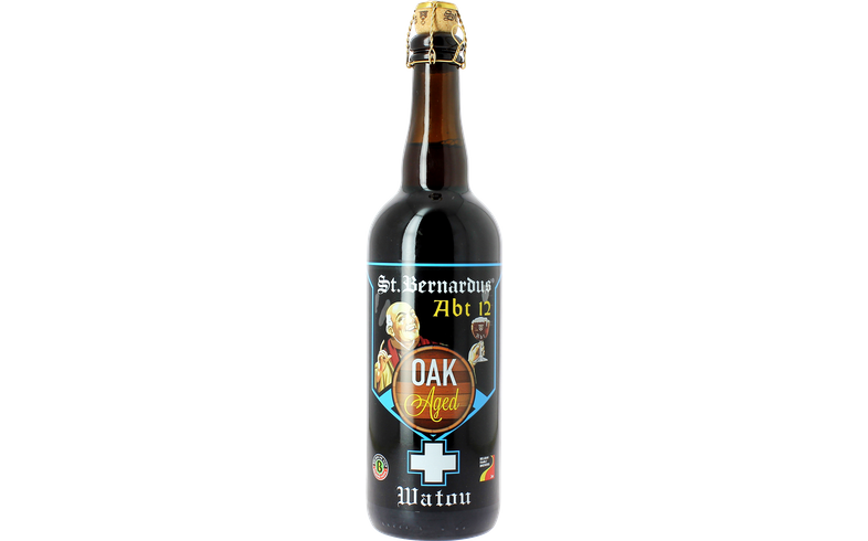 Bottled beer - Saint Bernardus Abt 12 Oak Aged 75 cL