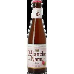 Bottled beer - Blanche de Namur Rosée