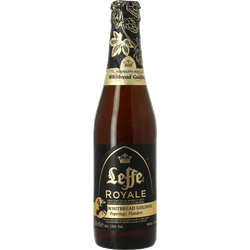 Flaschen Bier - Leffe Royale Whitbread Golding