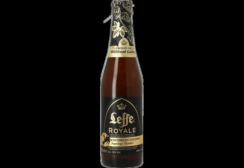 Bouteilles - Leffe Royale Whitbread Golding