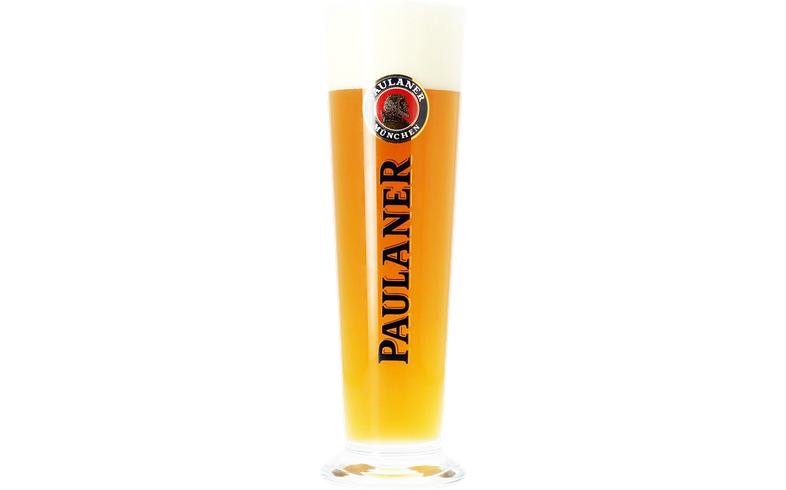 Verres à bière - Verre Paulaner Basic Bierstange - 25cL