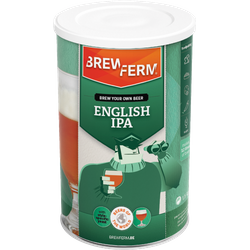 Kit for beer - English IPA Beer Kit Brewferm
