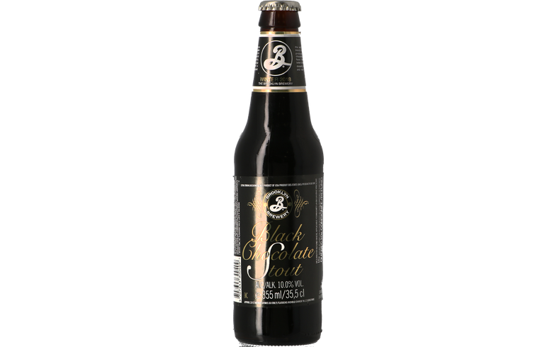 Bouteilles - Brooklyn Black Chocolate Stout