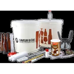 Kits de elaboración de cerveza artesanal - Kit completo de elaboración de cerveza tostada