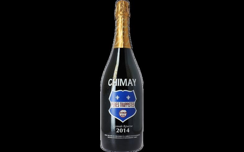 Botellas - Jeroboam Chimay Grande réserve 2014 Pères trappistes