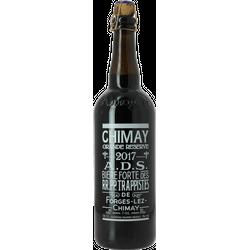 Bottled beer - Chimay Grande Réserve 2017 Sérigraphiée 75 cL
