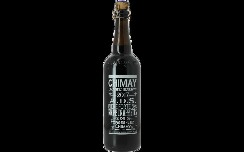 Botellas - Chimay Grande Réserve 2017 Sérigraphiée 75 cL
