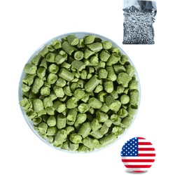 Hop for brewing beer - Chinook Hops Pellets
