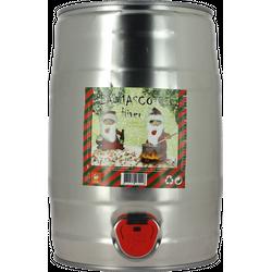 Tapvaten - La Mascotte Hiver in een tapvat van 5 liter