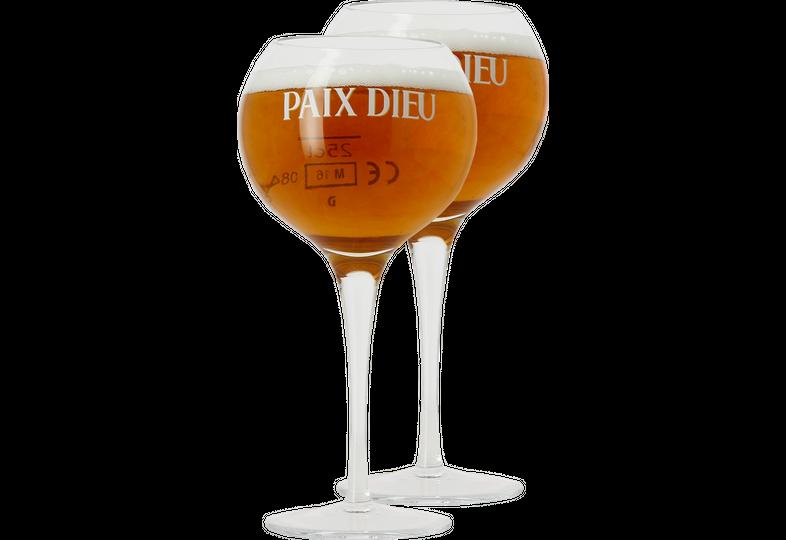 Ölglas - Paix Dieu 25cl glass